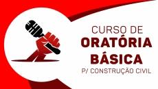 Oratória Básica p/Construção Civil