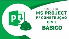 Ms Project p/ Construção civil Básico