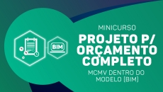 Projeto/ORÇAMENTO COMPLETO - MCMV (BIM) + Módulo Bônus - pci + memorial descritivo