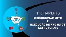 DIMENSIONAMENTO  E  EXECUÇÃO DE PROJETOS  ESTRUTURAIS