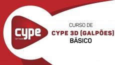 Cype 3D - Galpões (Básico)