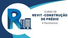 Revit - Construção de Prédio (4 Pavimentos)