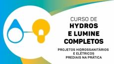 Hydros + Lumine Módulo + Bônus - Patologias Elétricas